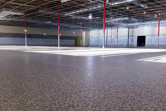 Warehouse Epoxy Flooring