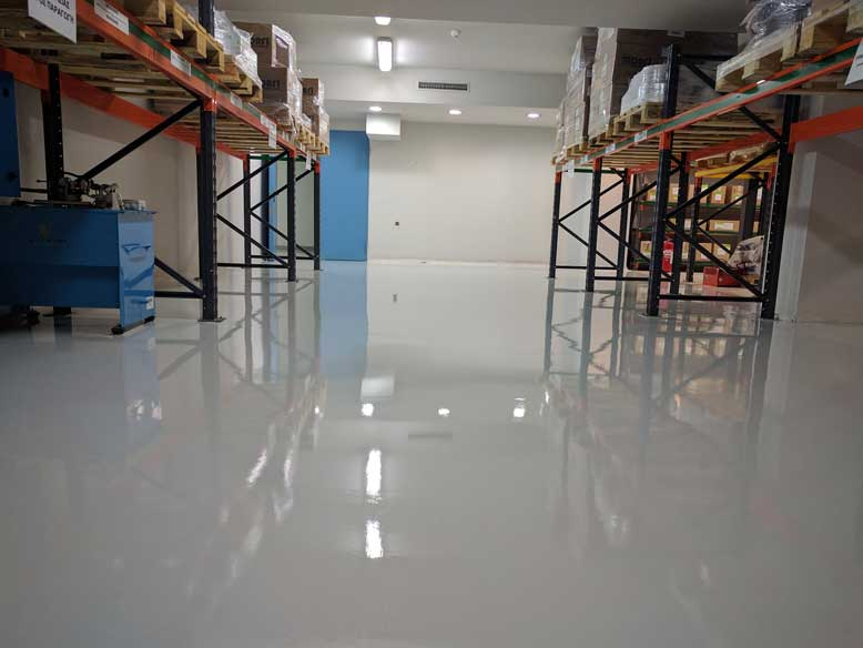 How To Properly Maintain Your New Commercial Epoxy Floor