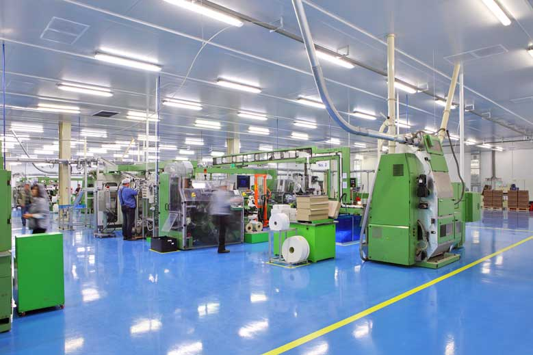 What Makes Epoxy Floors The Ideal Solution For Industrial Applications