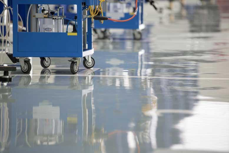 What Makes Industrial Floor Coatings So Durable