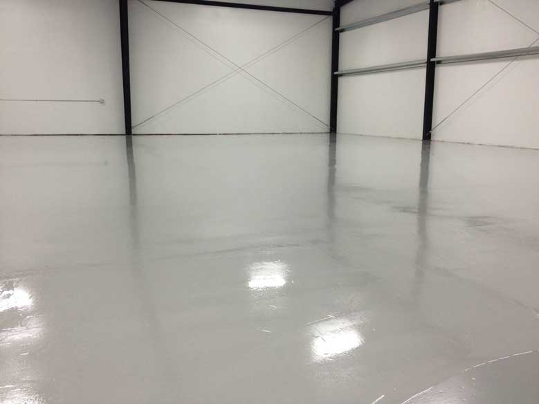 Why Epoxy Floors Are The Best Option For Commercial Facilities